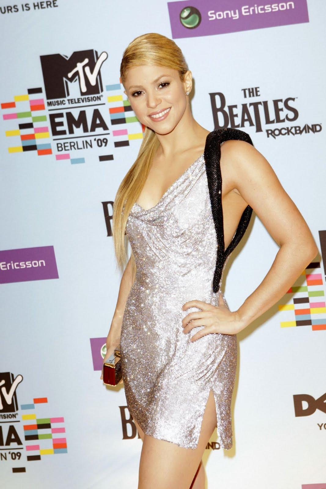 The Waka Waka Singer Shakira