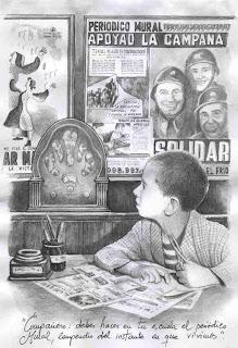 Educaci n en orcasur peri dico mural del siglo xxi for Concepto de periodico mural