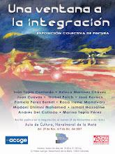 CARTEL EXPOSICIÓN EN ESPAÑA