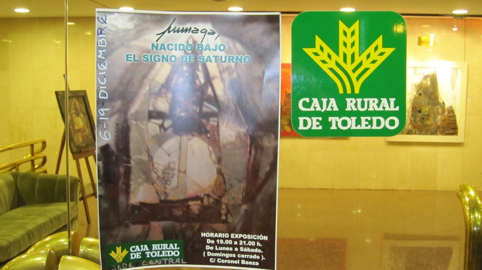 Blog de tini exposicion en la caja rural de toledo for Caja rural de toledo oficinas
