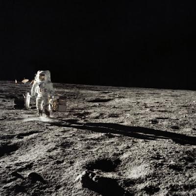 moon landing photos. the moon landing mission,