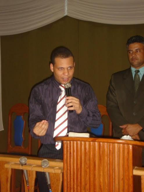 Ministrando sobre:Respondendo À Tentação