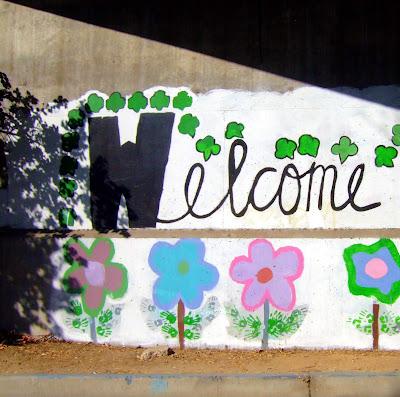 welcome Kind Art  photo