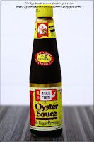 Oyster Sauce 蚝油