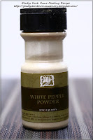 White Pepper Powder 胡椒粉