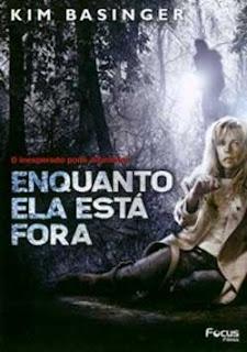 Filme Poster Enquanto Ela Está Fora DVDRip Dual Audio