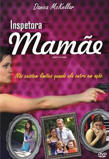 Filme Inspetora Mamãe DVDRip RMVB Dublado