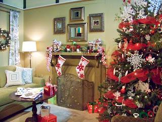 southern christmas show happy gal lisa m frame