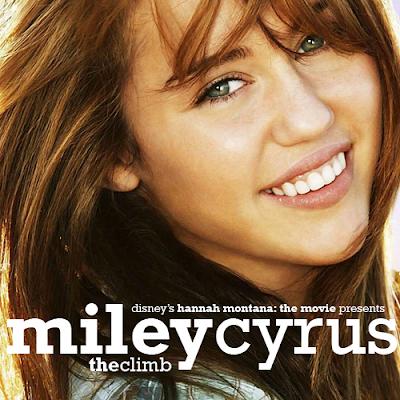 Miley Cyrus  on Hannah Montana