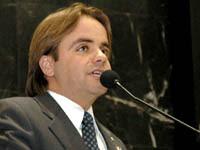 Eros Biondini Diputado Estado do Minas Gerais de Brasil.