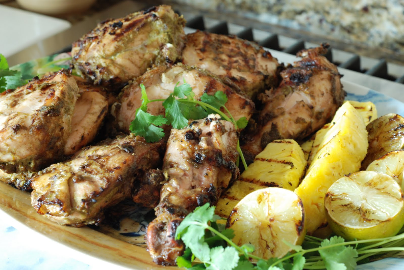 Simply So Good: Jamaican Jerk Chicken - FINALLY!