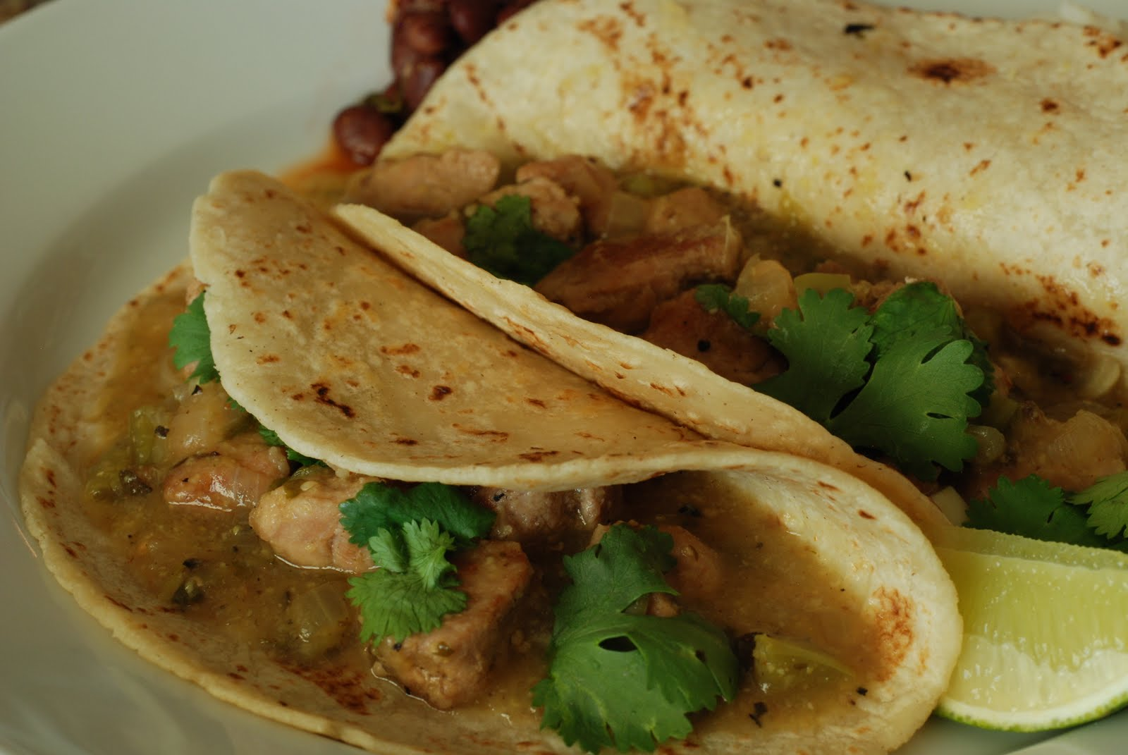 Pork Chile Verde Part 2 - Simply So Good
