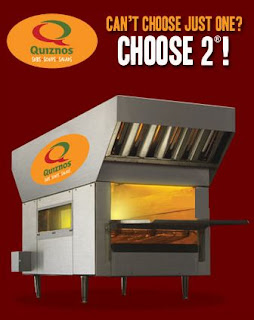 Quiznos You Choose 2 Sweepstakes