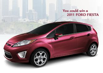 Ford Warriors in Pink Sweepstakes