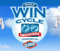 Clorox Daily Win Cycle Sweepstakes