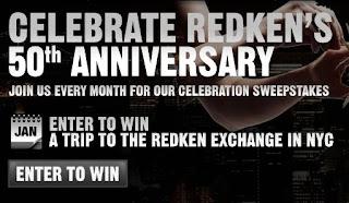Redken Exchange Giveaway