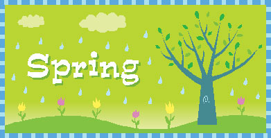 free spring clipart images