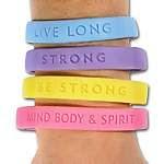 free rubber wristband