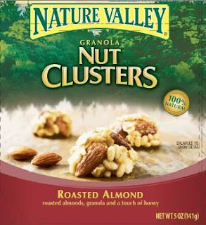 FREE Sample of Nature Valley Nut Clusters
