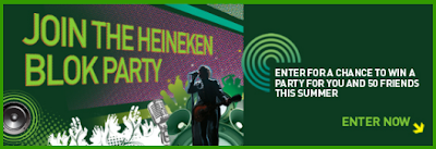The Heineken Blok Party Sweepstakes