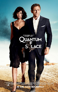 Movie Review for Quantum of Solace