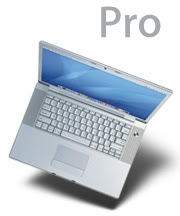 Win a Mac Pro Laptop