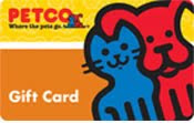 PETCO.com Once A Day, $50 Gift Card Giveaway