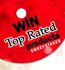 Consumer Reports Win Top Rated Products Sweepstakes
