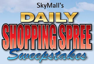 SkyMall Daily Shopping Spree Sweepstakes