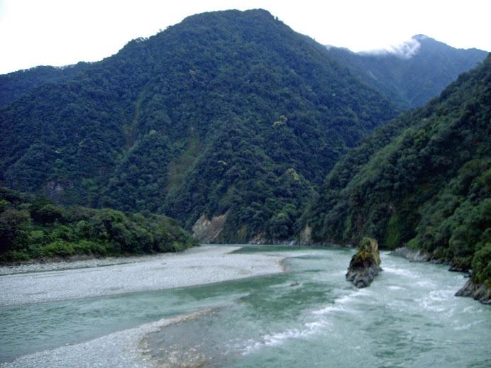 River Lohit at Parasuram Kund