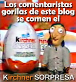 Kirchner SORPRESA!