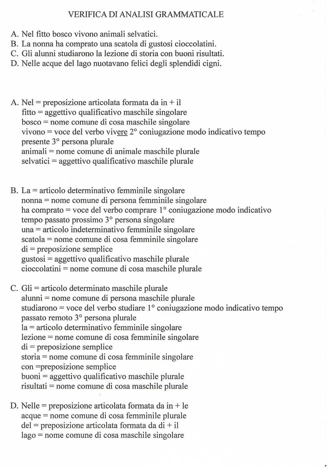 Ben noto L'aggettivo qualificativo: spiegazioni ed esercizi di analisi  NJ14
