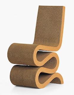 Tecnologia Extra 209 A Muebles De Carton Reciclado