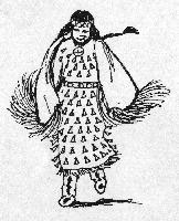 pow wow dancers coloring pages - photo#11