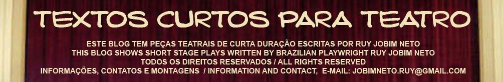 Textos Curtos para Teatro