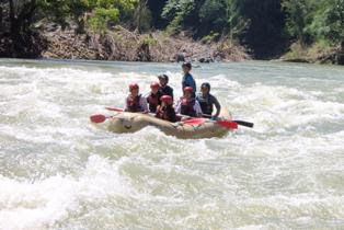 CDO Whitewater Rafting Adventure 2009