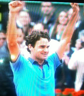 Roger in Paris Federer captures French Open as his 14th Grandslam Title