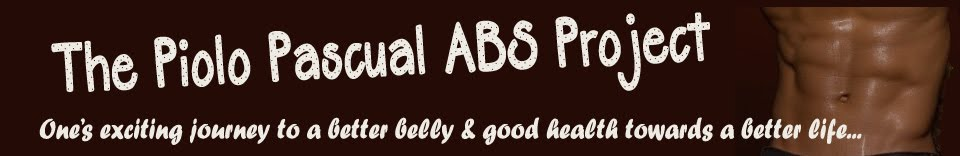 The Piolo Pascual Abs Project