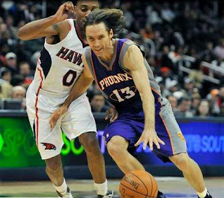 Nash & Suns Deals Atlanta Hawks first loss in NBA Season 2010-2011
