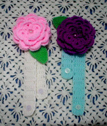Headband with Large Rose