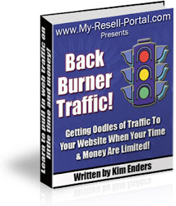 Back Burner Traffic!