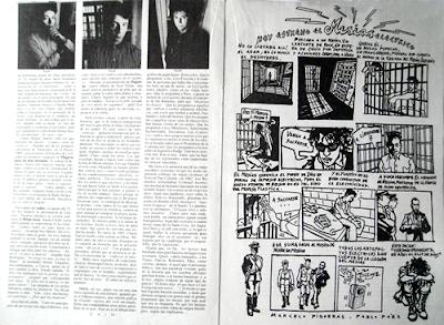 Caín, suplemento N° 1, revista Humor, 1987