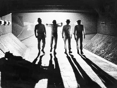 A Clockwork Orange, film de Stanley Kubrick (1971)