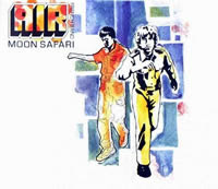 Portada de Moon Safari