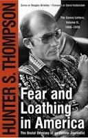 The Fear and Loathing Letters Vol.2 - Fear and Loathing in America