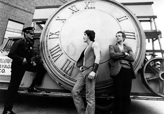 Una escena de Rumble Fish