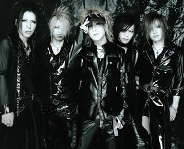 La banda japonesa Gazette