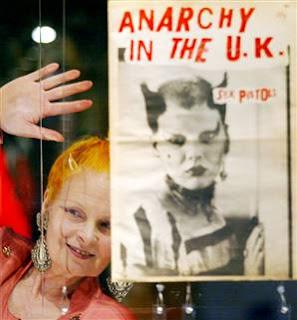 Vivienne Westwood en la actualidad