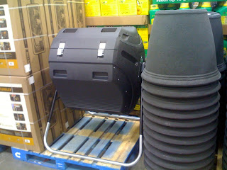 Costco Compost Tumbler