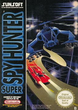 The Digitized Ramblings of an 8-Bit Animal: Spy Hunter: The Best ...